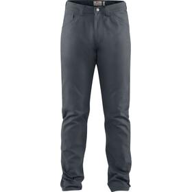 Fjällräven Greenland Miehet Pitkät housut , harmaa